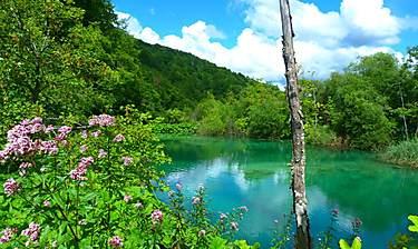 Lacs de Plitvice (Plitvička Jezera)