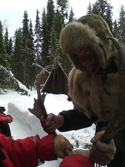 Au pays des samis