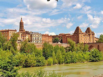Capitale du Bas Quercy - Montauban