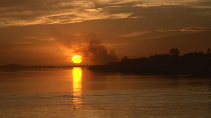 Sur le fleuve Sénégal