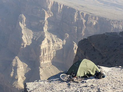 Le Grand Canyon d'Oman, Djebel Shams