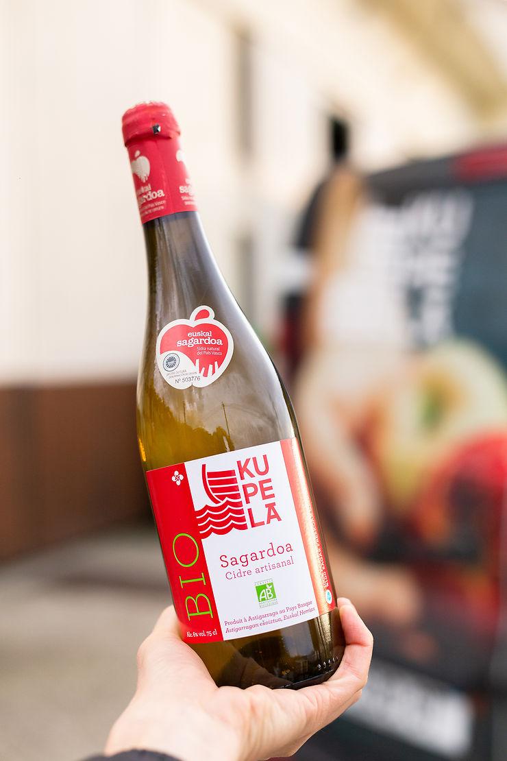Cidre, digestifs, bières… trinquer 100 % basque
