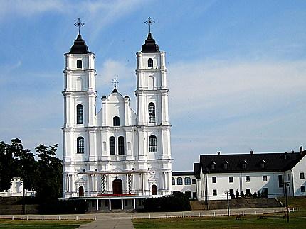 La basilique d'Aglona