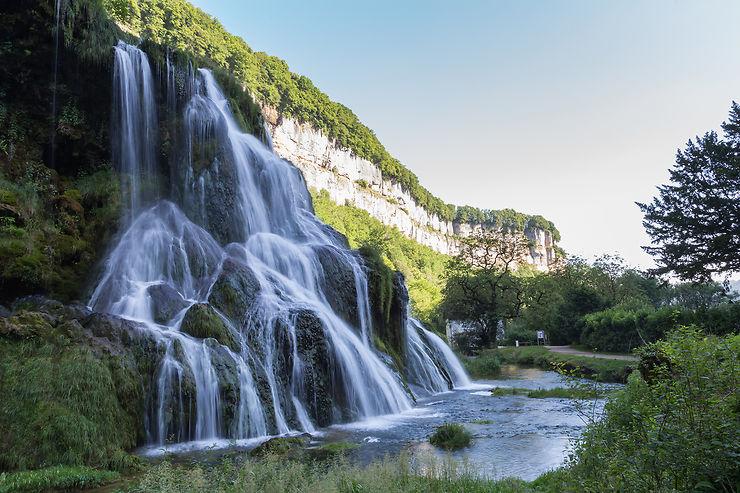 Cascades des Tufs, Baume-les-Messieurs (Jura)