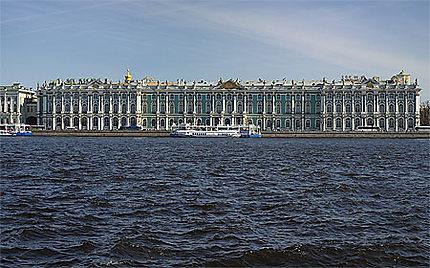 Palais d'hiver, Saint Petersbourg, Russie