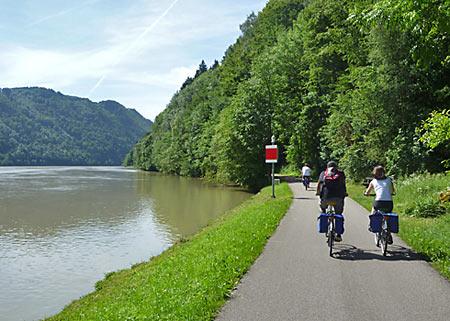 Autriche : la vallée du Danube à vélo