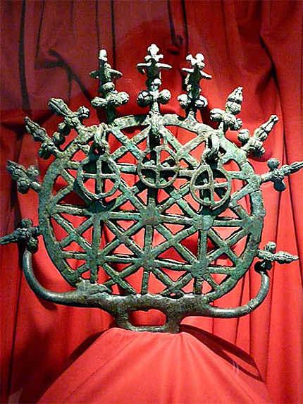 Objet du Musée des civilisations anatoliennes