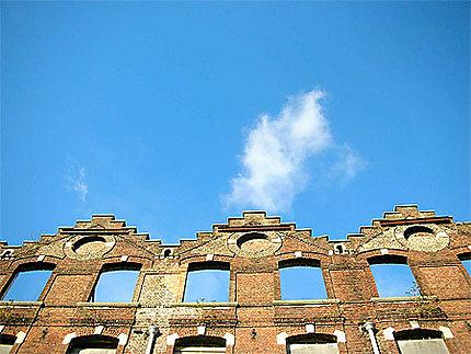Anciennes usines Roubaix