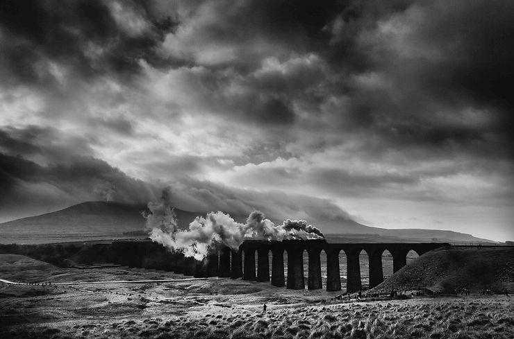 Viaduc de Ribblehead, North Yorkshire
