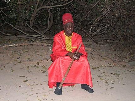 Roi d'Oussouye