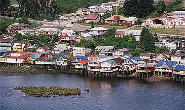 Isla de Chiloé (Île de Chiloé)