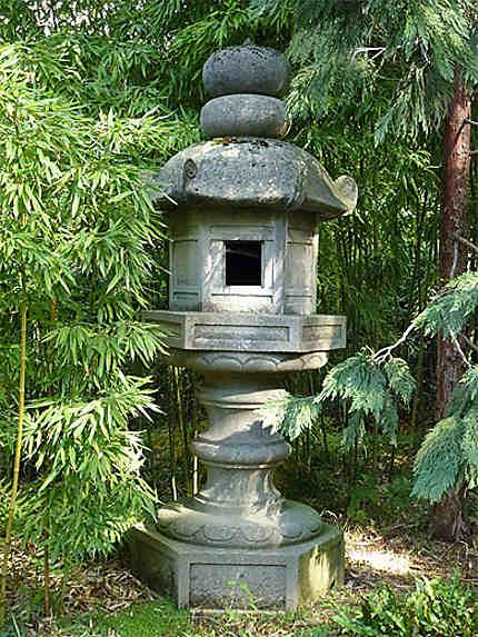 Une lanterne japonaise