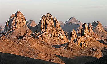 Hoggar (Sahara algérien)