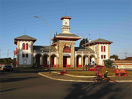 Gare ferroviaire d'Antsirabe
