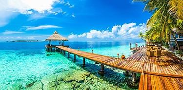 Séjours paradisiaques aux Maldives - 9J/7N