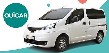Louez un minibus en quelques clics avec OuiCar