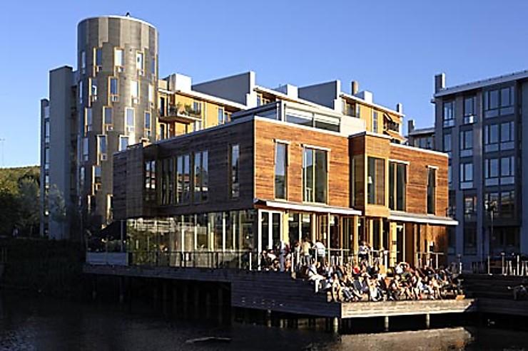 Hammarby Sjöstad, la ville de demain