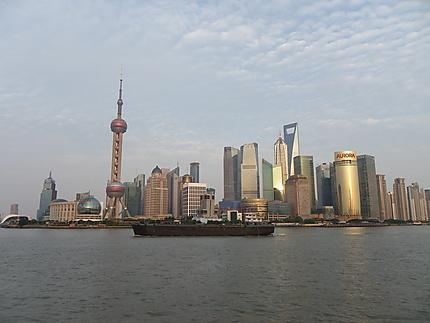 Vue de Pudong