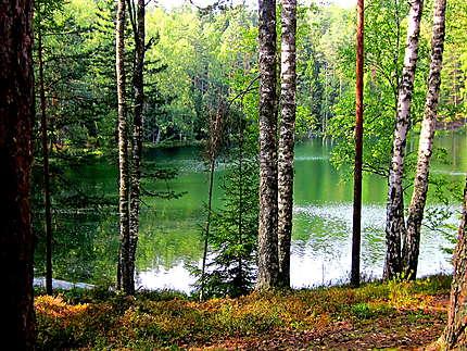 Le lac du Diable