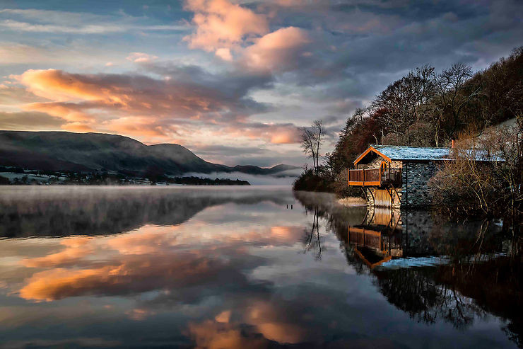 The Boat House, Lake District