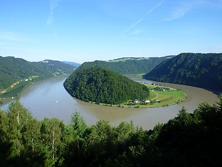 De Passau à Linz : les beaux méandres du Danube