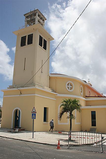 Eglise de Capesterre