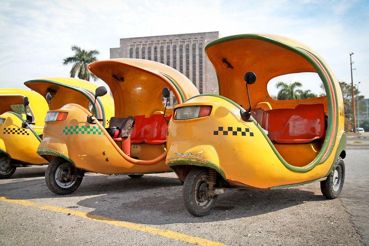 Coco Taxi - Cuba