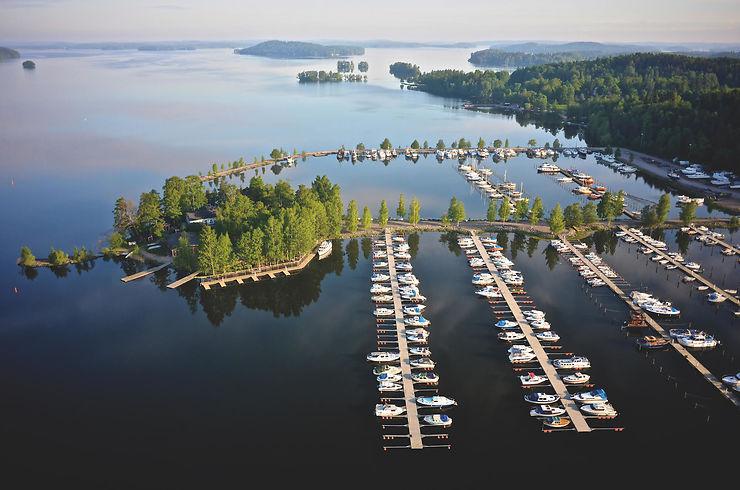 Finlande - Lahti, capitale verte européenne en 2021