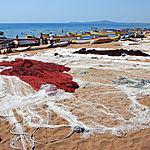 Pêcheurs du Lac Malawi