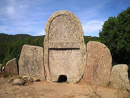 Tombe des géants