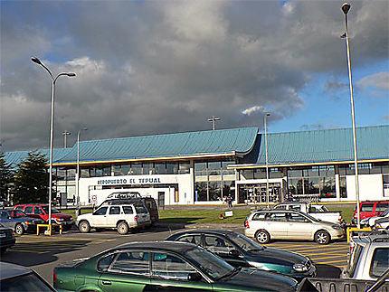 L'aéroport de Puerto Montt