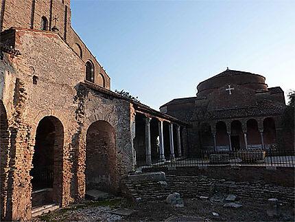 Crépuscule à Torcello