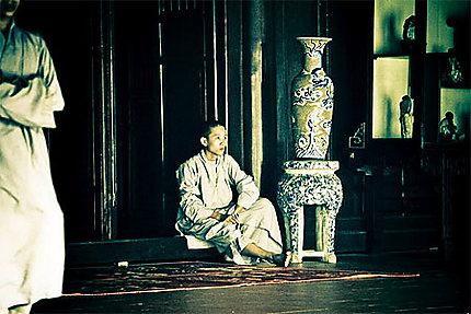 Monk - Thien Mu Pagoda