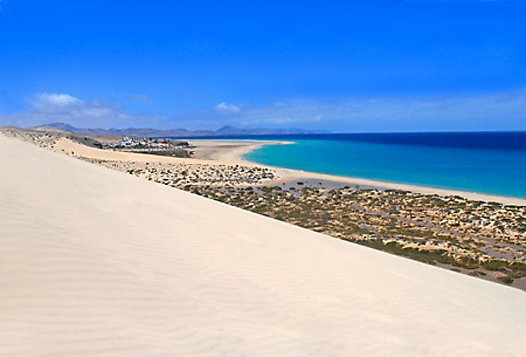 Les plages de Fuerteventura