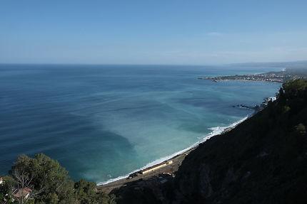 Baie de Naxos (Taormine)