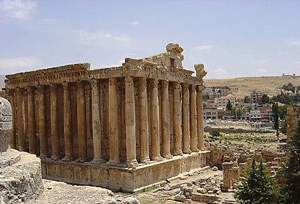 Temple de Bacchus (Dieu de la Vigne)