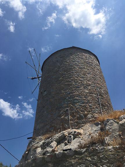 Moulin sur l'Ile d'Hydra