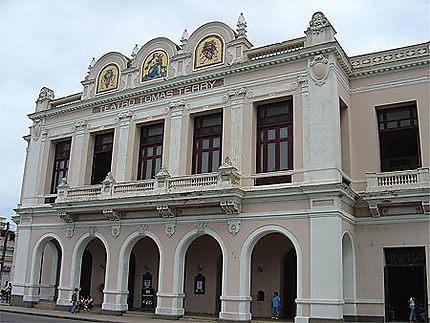 Théâtre Terry à Cienfuegos
