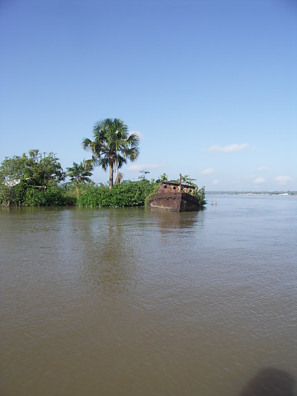 Sur le fleuve