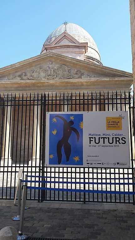 Expo Futurs à la Vieille Charité