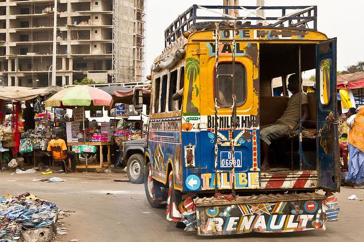 Taxi-brousse - Afrique
