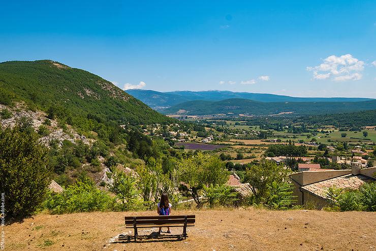 Provence - Des randonnées pour découvrir le pays de Jean Giono