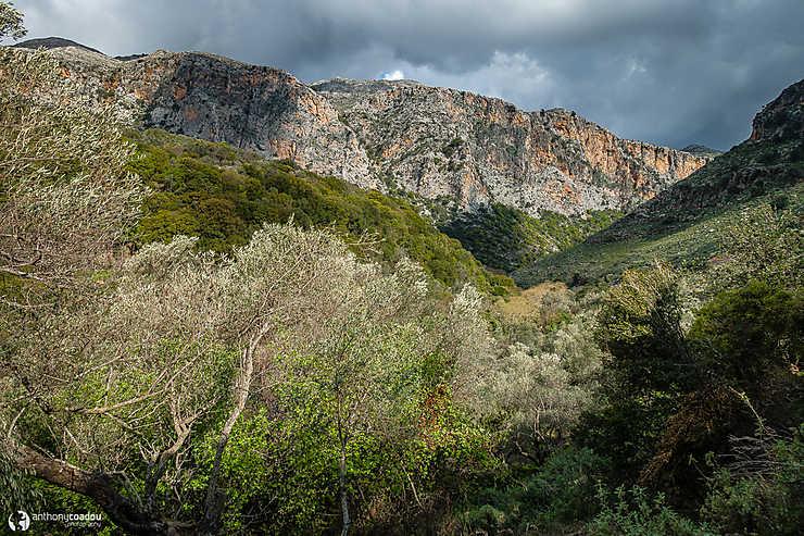 Gorges de Sirikari