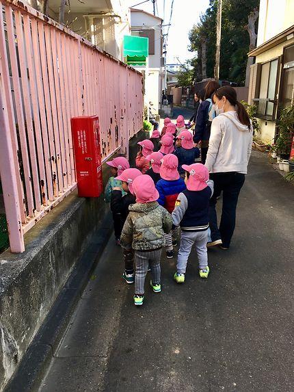 Petits bonnets à Tokyo