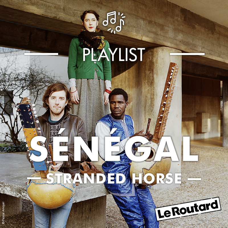 Playlist Routard Sénégal par Stranded Horse