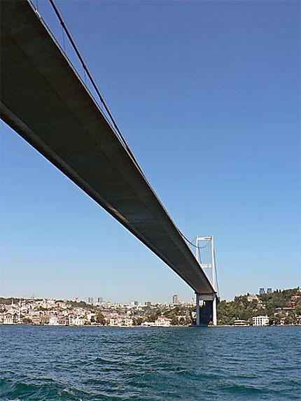 Istanbul, sur le Bosphore