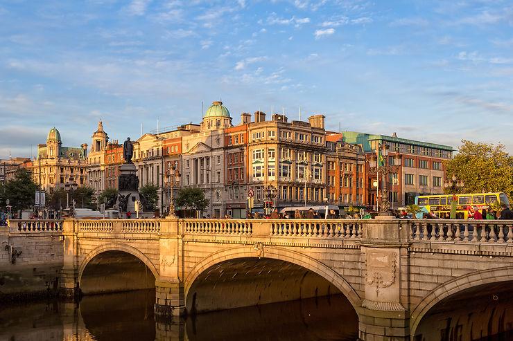 Balades dans Dublin