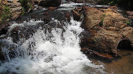 Natural Pool in Sri Lanka