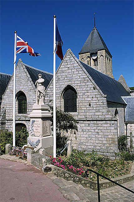 Eglise St-Martin, Veules-les-Roses