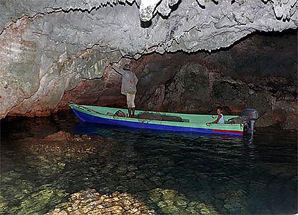 Retour de pêche aux Haïtises